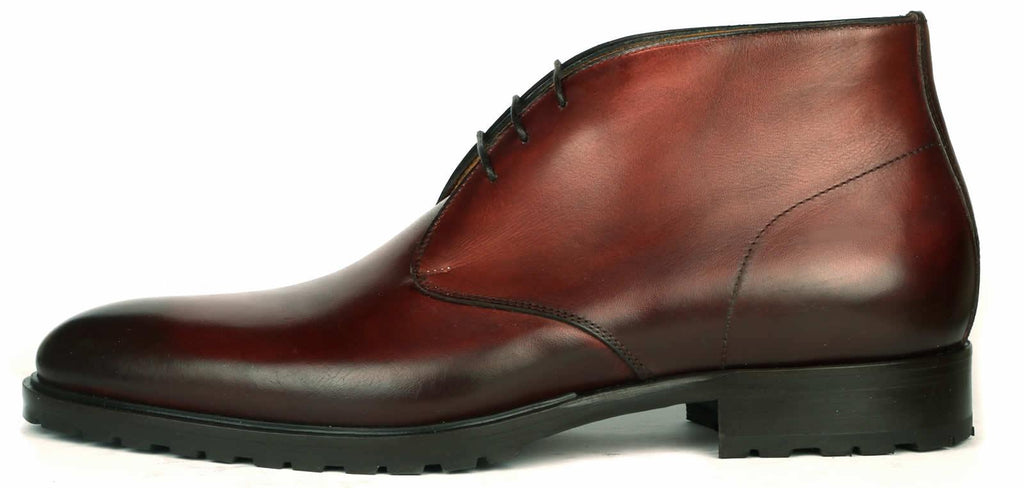 Hamilton Chukka Boot R - Conker Brown