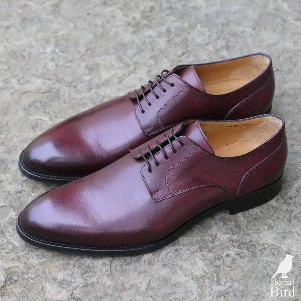 Weymouth Derby - Oxblood