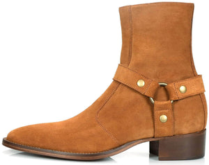harness-zip-boot-tan-suede-vincent-4b