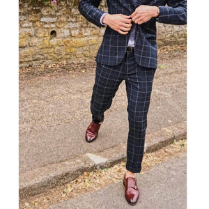 monk-strap-shoe-brown-conker-bourne-blue-suit-2