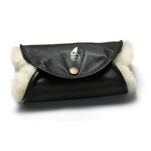 Sheepskin Wool Mitt Buffer