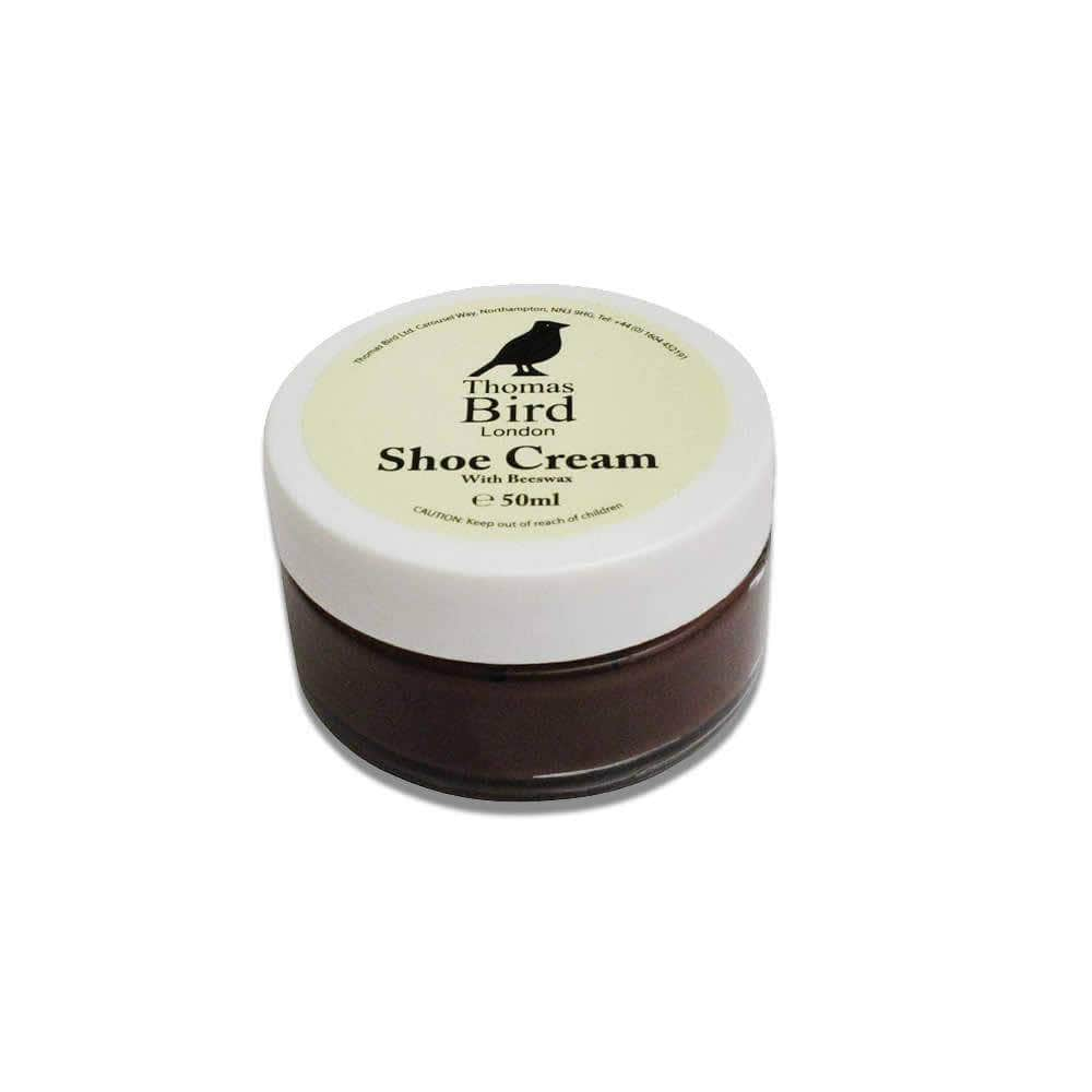 Dark Brown Shoe Cream