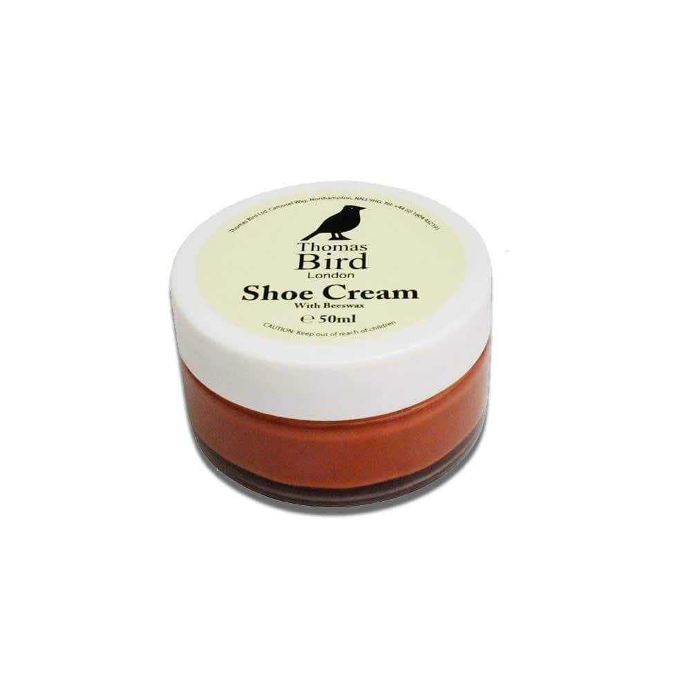 Tan Shoe Cream