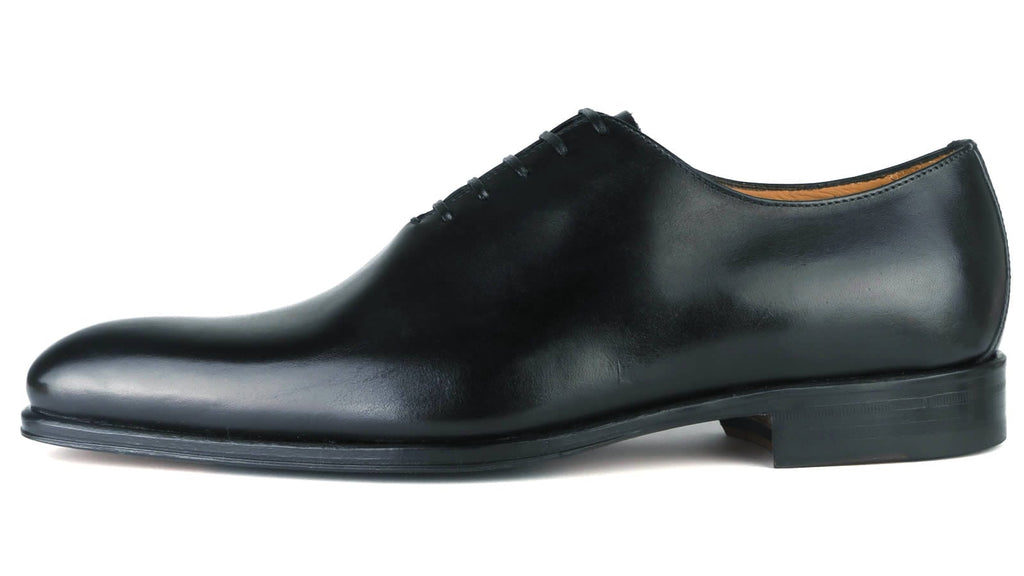 Benson Wholecut Oxford Black
