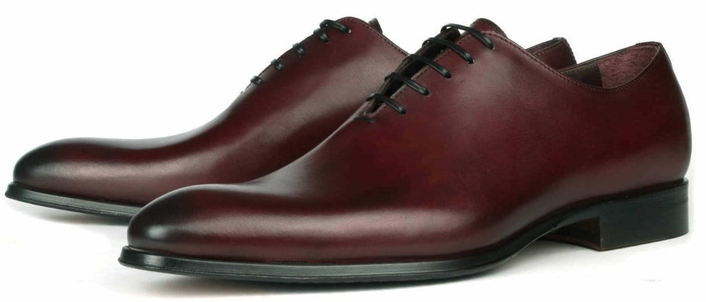 Benson Wholecut Oxford Oxblood