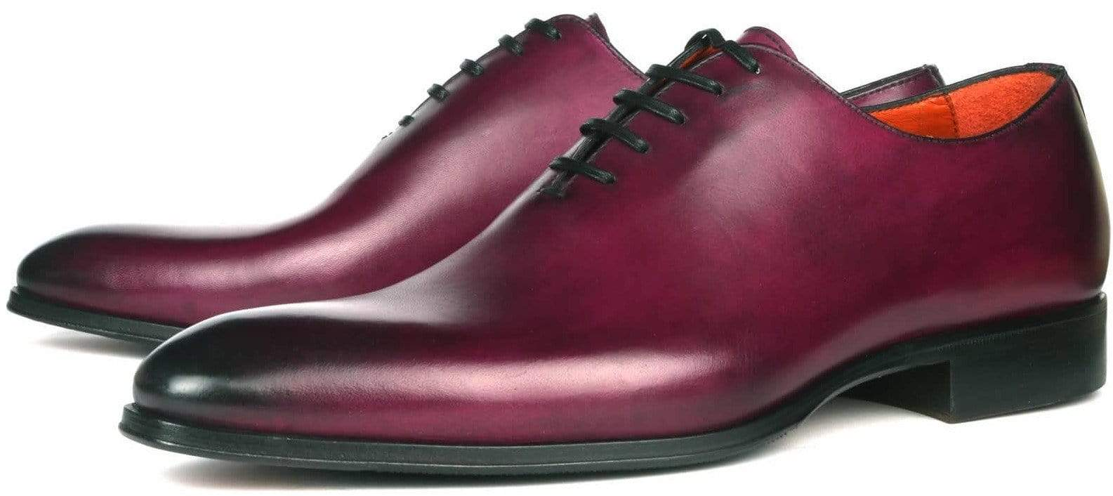 Benson Wholecut Oxford Plum