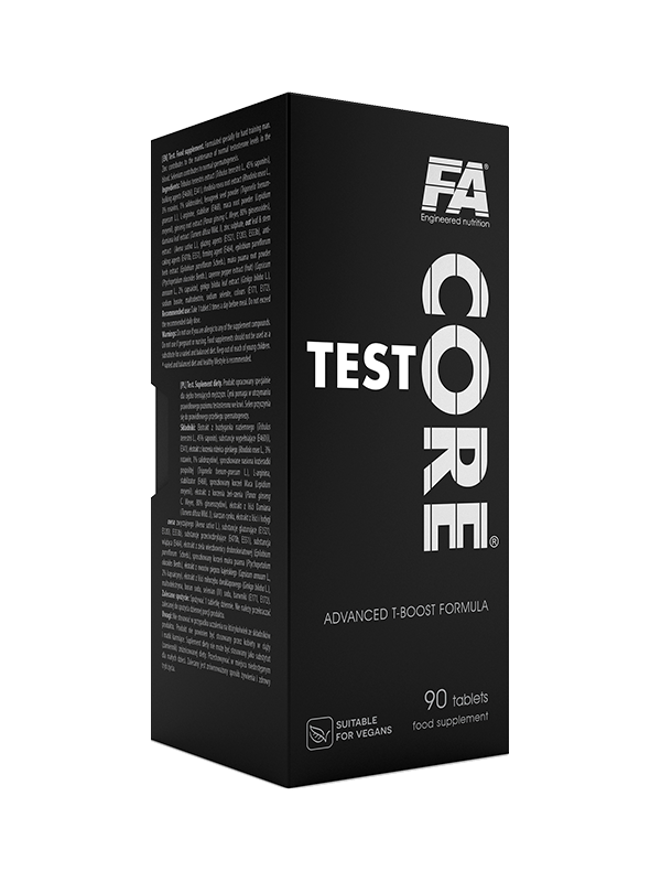 FA Core Test 90 tabs