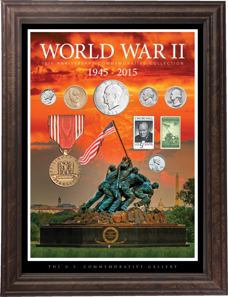 70th Anniversary World War II Collection - uscommgallery.com