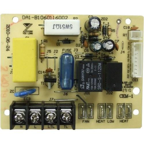 PC Control Board - Rear (A4495) - Edenpure.com