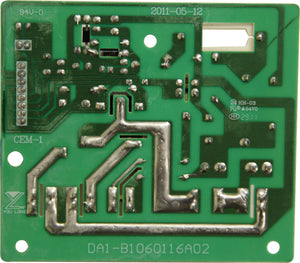 PC Control Board - Rear (A4998/RP) - Edenpure.com