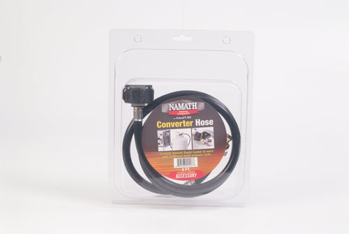 Rapid Cooker Propane Adapter Hose (4 Ft.) - Edenpure.com