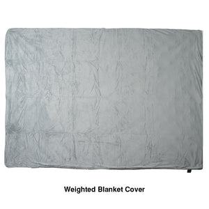 EdenPURE Weighted Calming Blanket Cover