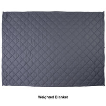 Load image into Gallery viewer, EdenPURE Weighted Calming Blanket