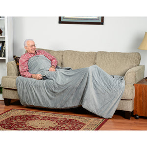 EdenPURE Weighted Calming Blanket - Large