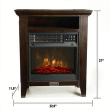 Load image into Gallery viewer, EdenPURE® Infrared XL Fireplace