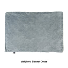 Load image into Gallery viewer, EdenPURE Weighted Calming Blanket Cover