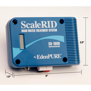 ScaleRID Hard Water Treatment System - Edenpure.com
