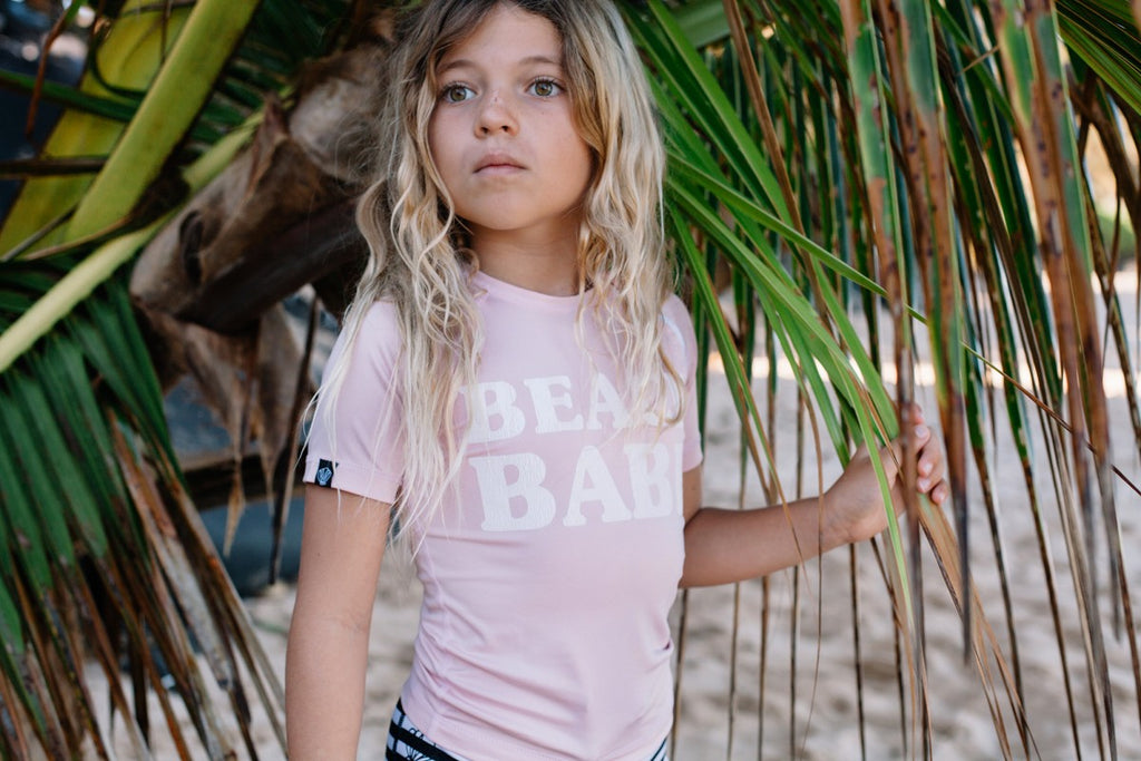 B&B Beach Baby T-shirt