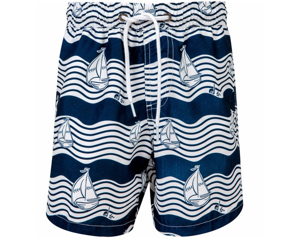 SnapperRock Ocean Explorer Bade Shorts