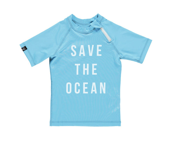 B&B Save the Ocean T-shirt