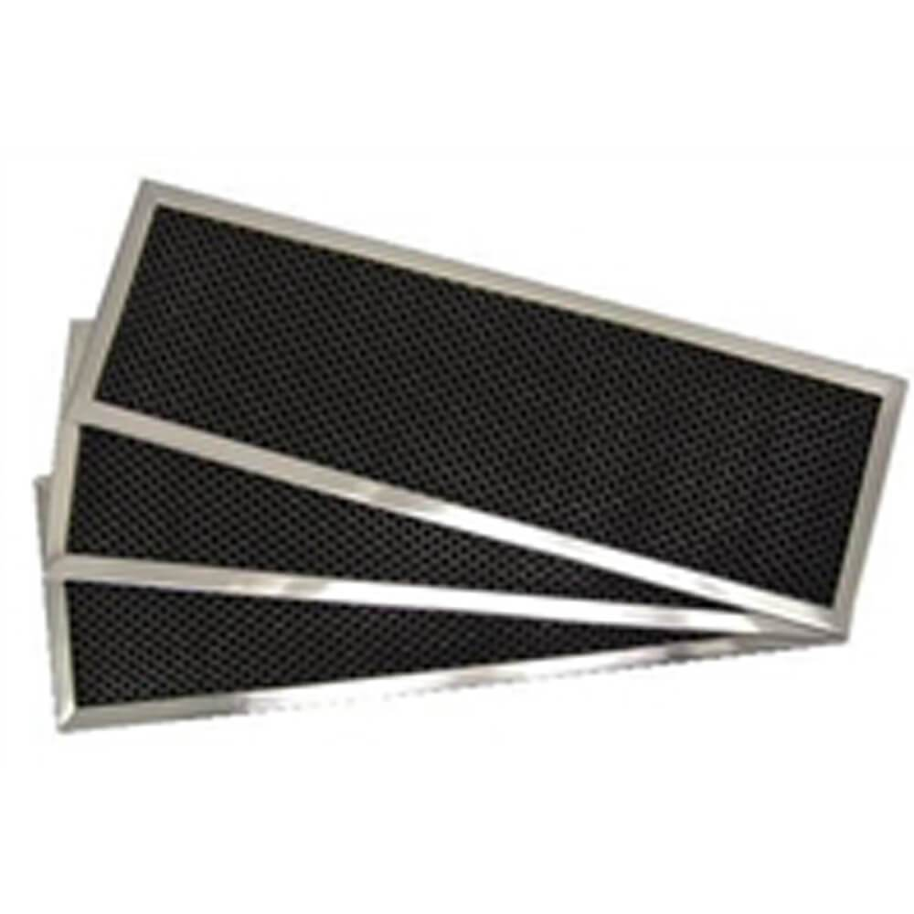 Carbon Pleated Postfilter - set of 3