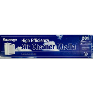 High Efficiency Air Cleaner Media - MERV 11