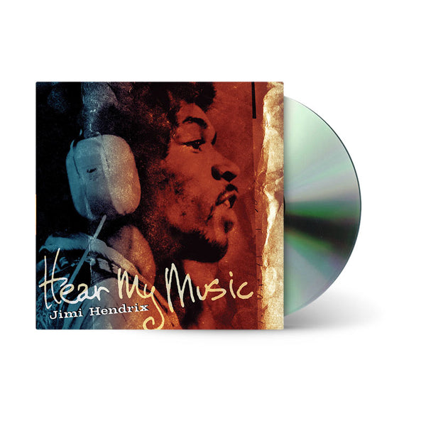 HEAR MY MUSIC - CD
