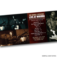 LIVE AT WOBURN - CD