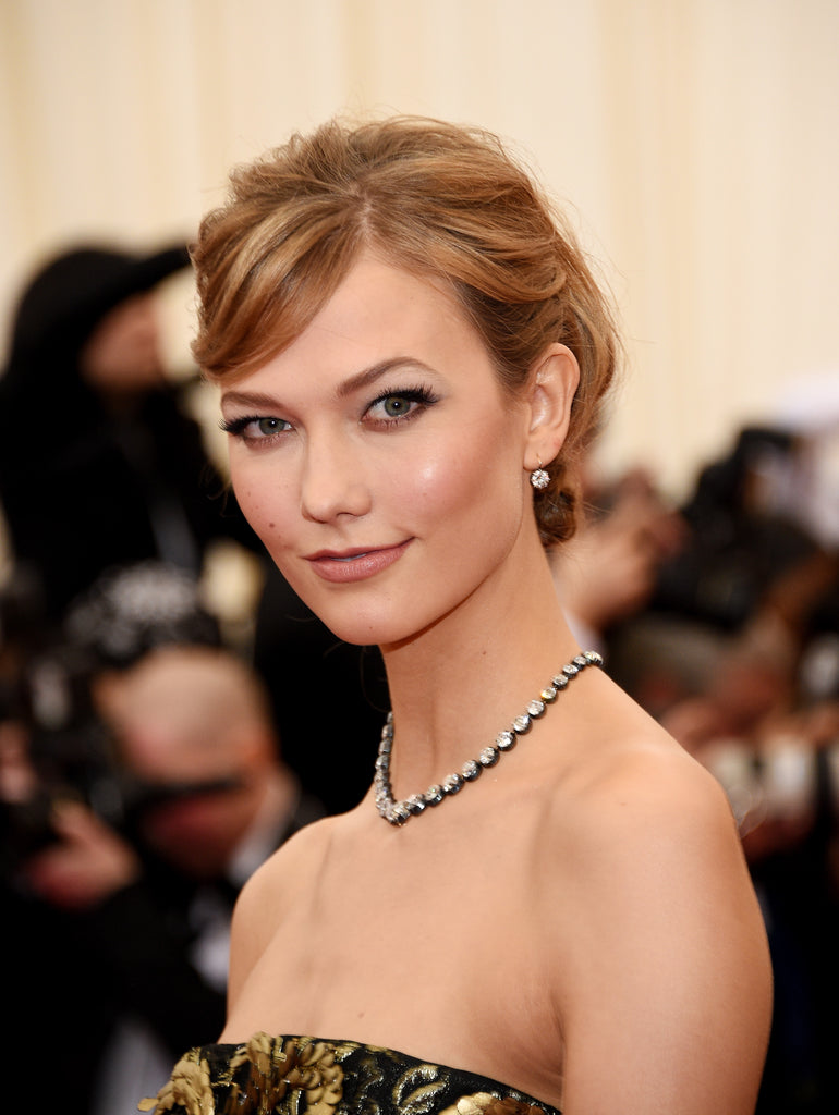 Karlie Kloss and Michelle Williams Go To Joanna Vargas Before The Met Gala