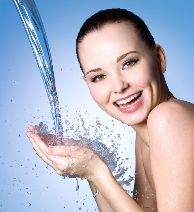 New York Spa: The Benefits of Drinking Water For Your Skin
