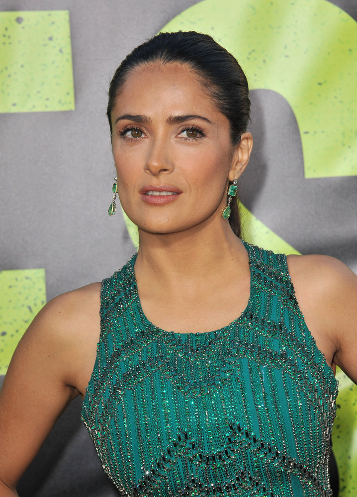 How Salma Hayek Achieves Flawless Radiant Skin