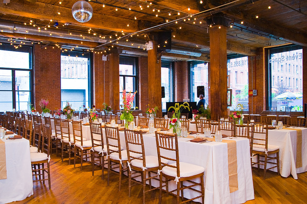 The Dumbo Loft event venue in Brooklyn