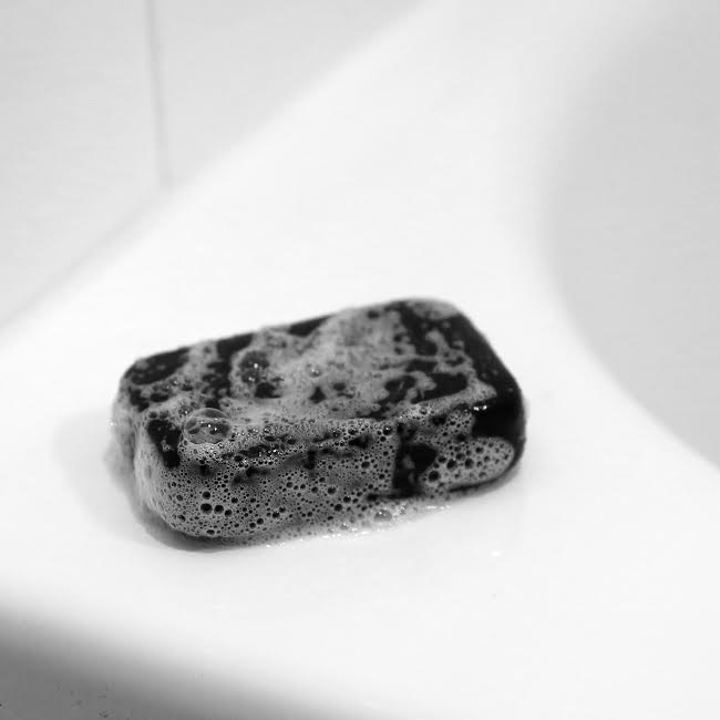 Joanna Vargas' Detoxifying Charcoal Soap, The Miracle Bar. A great anti-aging cleanser.