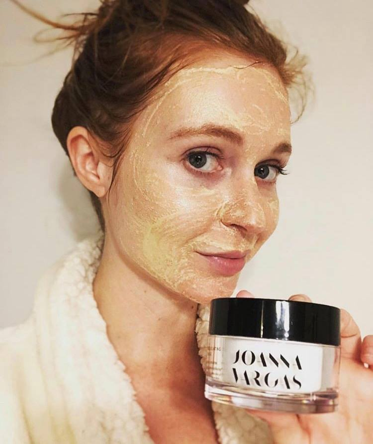 EXFOLIATING MASK IS A BAREFACED BEAUTY MUST HAVE