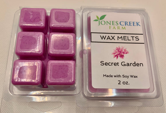 Country Garden Wax Melt