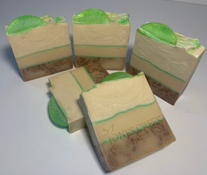 Key Lime Artisan Soap