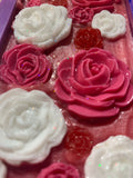Rose Artisan Hand Crafted Bar Soap