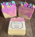 Spring Time Artisan Hand Crafted Bar Soap