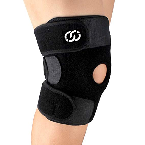 Adjustable Knee Brace by CompressionGear - CompressionGear