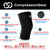 CompressionGear Knee Sleeve - Men's (Black w/Gray)