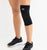 CompressionGear Knee Sleeve - Women's (Black w/Gray)