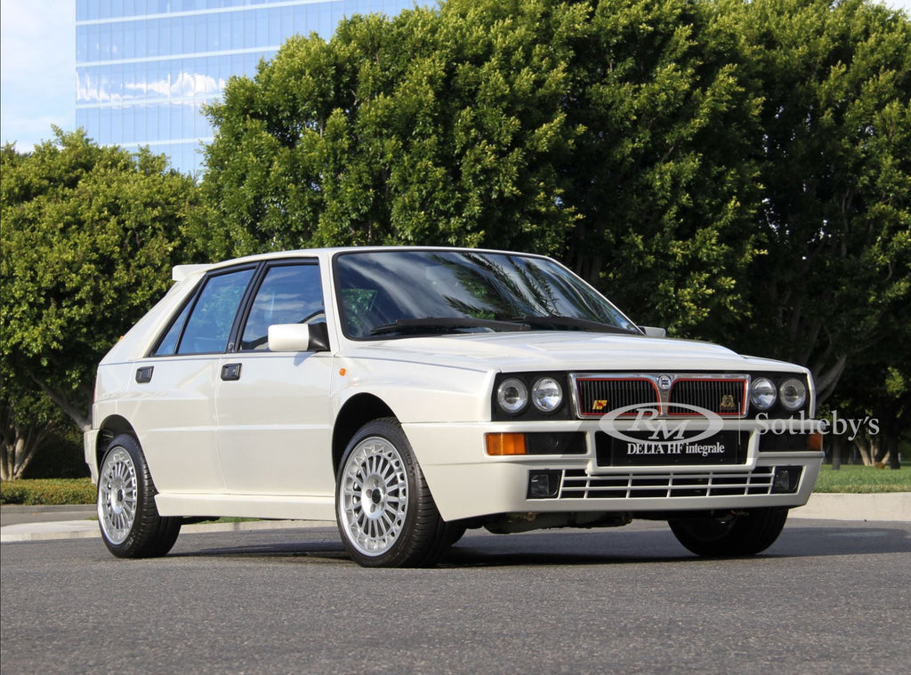 Lancia Delta Auction Results 2020