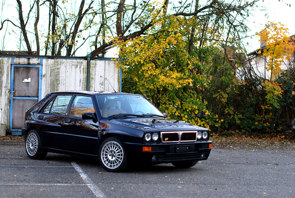 Lancia Delta HF integrale Blu Lord - for sale