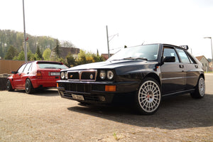 Lancia Delta HF EVO2 Blu Lord - for sale