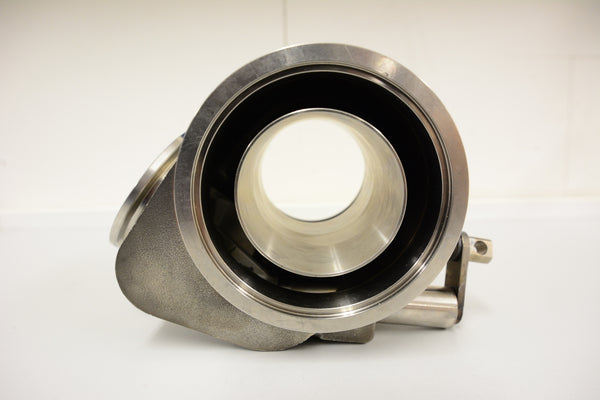 Lancia Delta HF SSR500 V-Band Stainless Steel IWG housing