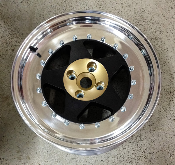 San Remo Modular Forged Wheel 8.5x16 Gr.A