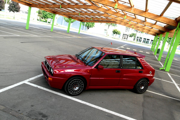 Lancia Delta HF integrale Dealers Collection unique car sold by Speedshop.ch