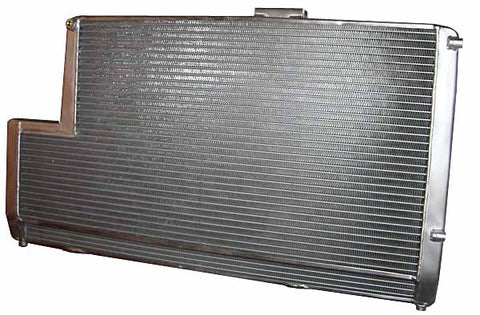 Lancia Delta HF integrale Safari Road Water Radiator