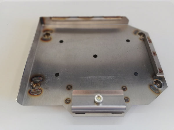 Lancia Delta HF Stainless Steel Battery Tray