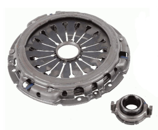 Lancia Delta HF HD Clutch Kit Cover and release Bearing
